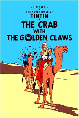 The Crab with the Golden Claws The Adventures of Tintin
