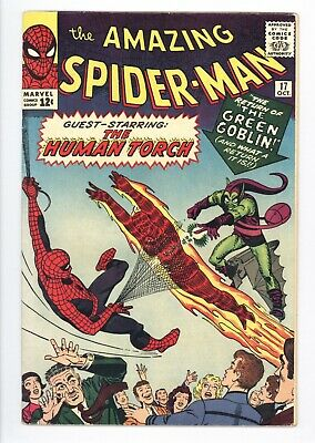 Amazing Spider-Man #17 Vol 1 Beautiful Higher Grade 2nd App of the Green Goblin