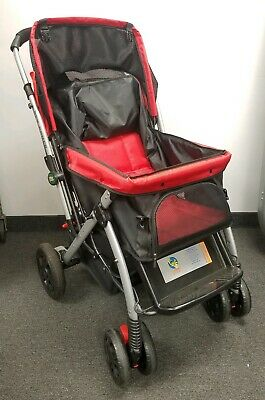 Mint! HPZ Pet Rover Premium Heavy Duty Stroller, PC8853, dog cat travel carriage