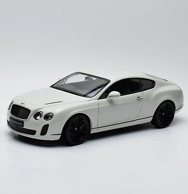 Bentley Continental GT Supersports Coupe Rot ca 1//43 1//36-1//46 Welly Modell Au..