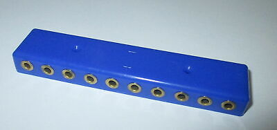 Distributor Plate, 20 Connections (2,6mm) New
