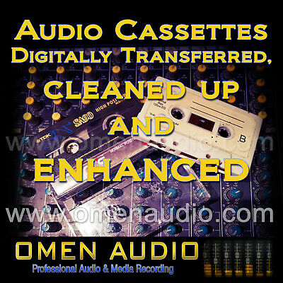 Transfer and Enhance Your Old Audio Cassette Tape's to CD/MP3 Pro Conversion (2)