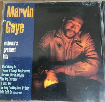 Marvin Gaye - Motown's Greatest Hits (CD) Very Best