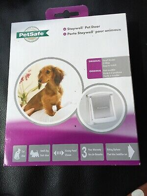 PETSAFE STAYWELL PET DOOR Small 2 Way Cat/Dog Flap