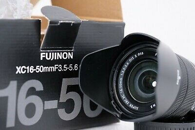 Fujifilm Fujinon XC 16-50mm f/3.5-5.6 OIS II in original box