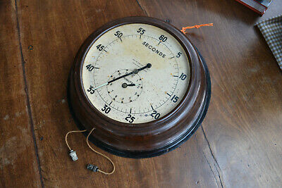 air ministry wall clock/timer for restoration 14b/363