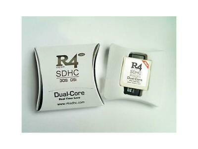 R4 R4i SDHC White Dual Core 2019 R4 Cartridge USA Seller - Get Yours FASTER!