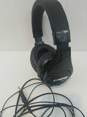 Shure SRH240A Professional Quality Headphones Excellent Condition Sound Great!
