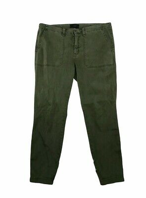 J. Crew Skinny Stretch Cargo Pants Women Size 32 X 28 Inseam A71