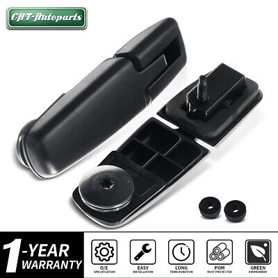 For Escape Mariner Ford Back Window Glass Hinge Tailgate Pair Kit YL8Z78420A68BA