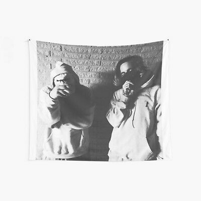 Suicideboys and friend Tapestry, $uicideBoy$ Wall Tapestry, Rapper Wall Tapestry