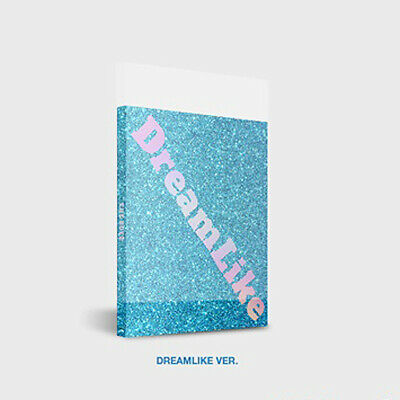 THE BOYZ DREAMLIKE 4th Mini Album DREAM CD+Photo Book+Zine+2p Card+Sticker Pack