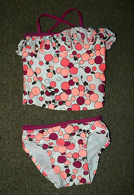 Old Navy girls two-piece swimsuit size 12-18m NWT