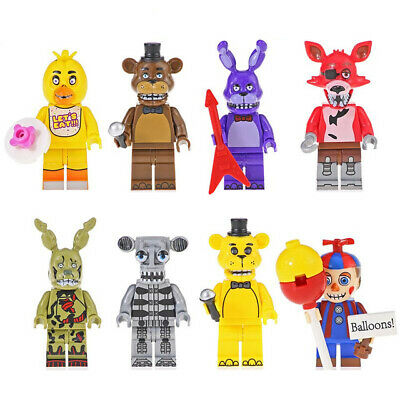 Thriller Video Game Five Nights at Freddy's Mini figure Compatible