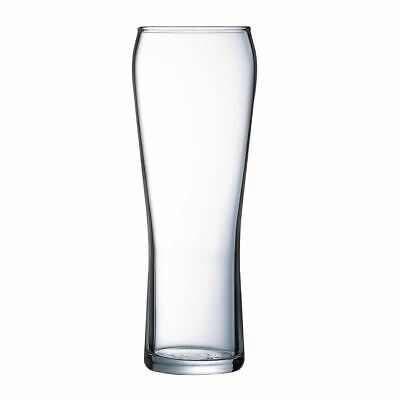 Pack of 24 Arcoroc Edge Hiball Head Booster Beer Glass CE Marked 570ml