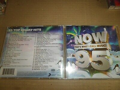 Various Artists / Now Thats What I Call Music 95 (2 CD) (Now 95)  mint  CD