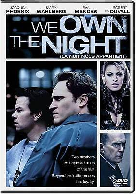 We Own The Night (DVD, 2008, Canadian)