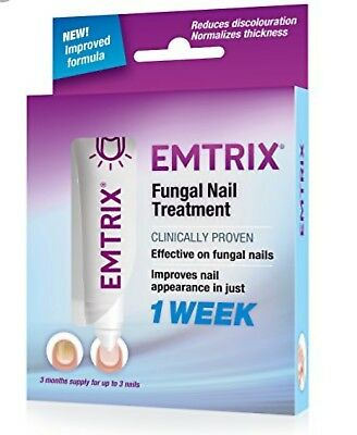 Lowest price Emtrix Fungal & Psoriatic Nail Treatment New Formula 1 Week results