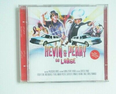 Kevin & Perry Go Large Soundtrack Double cd