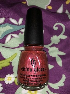 China Glaze Hologram Nail Polish Lacquer 3D FANTASY Tronica Holographic Collect