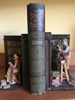 Story of the Nations – Ireland published 1888 by T Fisher Unwin with colour fold