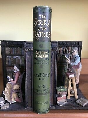 The Story of the Nations - Modern England 1899 - T Fisher Unwin