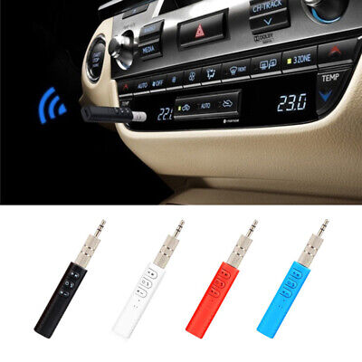 3.5mm Jack Wireless Bluetooth Receiver Audio Adapter Car AUX suit