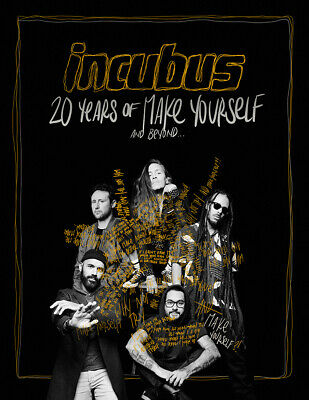 Incubus Tickets, Meet & Greet Passes - Denver, CO - Sep 13, 2019: L17/18