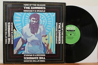 """The Zombies LP """"Odessey & Oracle"""" ~ Date 4013 ~ CLEAN ~ Pop Psych"""