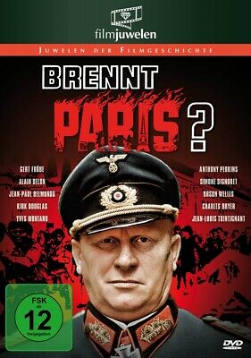 Rene Clement - Brennt Paris?, 1 DVD