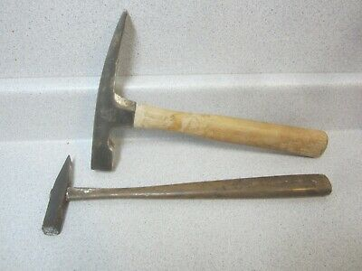 VINTAGE ROCK CHIPPING Hammer, Dry Stone Walling, Brick
