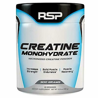 RSP Creatine Monohydrate – Pure Micronized Creatine Powder Supplement for Incr