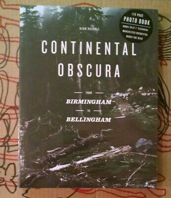 """CONTINENTAL OBSCURA american photo book MINUS THE BEAR manchester orchestra 7"""""""