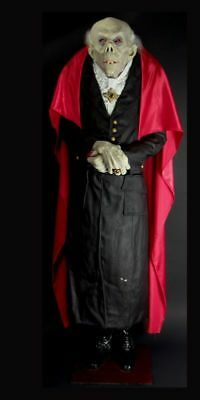 The Count Dracula Vampire Prop - 6ft Tall Halloween / Decorative Statue Decor