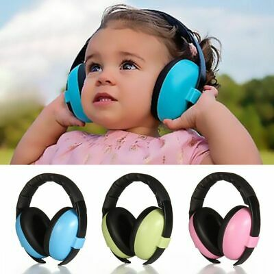 Child Baby Hearing Protection Ear Muffs Kids Noise Cancelling Headphones Safety