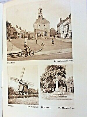 "Northamptonshire 1945 1st ed 275 places 172 pictures pre ""aerial bombardment"""