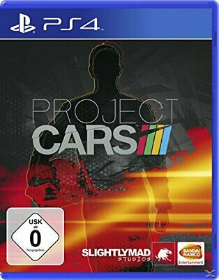 Project Cars Game Of The Year Edition Sony PlayStation 4 PS4 Rennspiel Game Neu