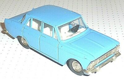 Voiture SARATOV NOVOEXPORT 412 A2 MOSKVITCH 2138 1/43 URSS USSR CCCP Model Car