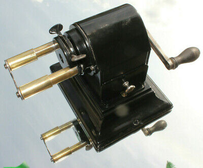 Bleistiftanspitzer,Spitzmaschine (Stolzenberg?), german vintage pencil sharpener