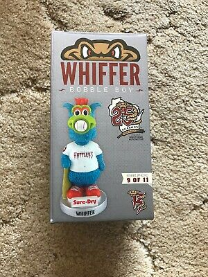 Wisconsin Timber Rattlers Whiffer Bobble Boy Bobblehead Milwaukee Brewers New