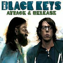Attack and Release by Black Keys,the | CD | condition very good
