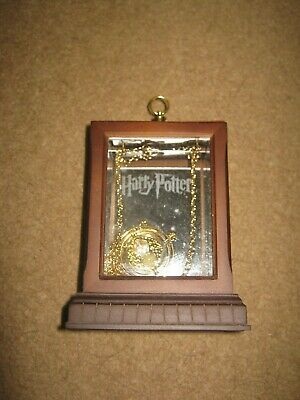 Hermione's Time Turner The Noble Collection From Harry Potter Studios Tour
