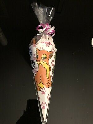 Girls Nala The Lion King Themed Party Pre Filled Party Cone Bag