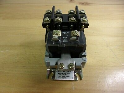 General Electric 2810A14AC2 Machine Tool Relay