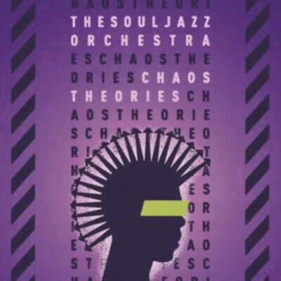 SOULJAZZ ORCHESTRA - CHAOS THEORIE (DL CARD) (VINYL) Preorder