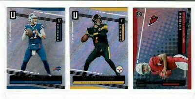 2019 Panini Unparalleled Football You Pick BASE 1-300 KYLER JONES DAK RODGERS ++