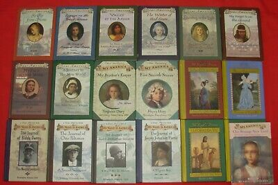 Dear America - 18 Vol Lot - My Name is America, The Royal Diaries