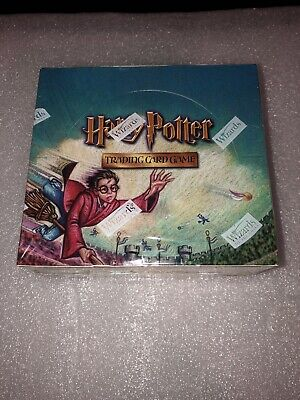HARRY POTTER TCG Cards Base Set Box Deck Bootleg Near