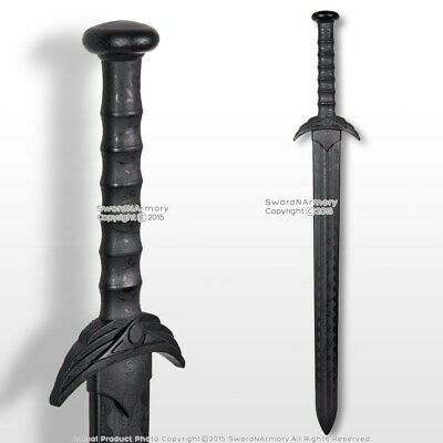 Polypropylene Training Arts Medieval Martial Sword 34inch Sporting Practice Kits