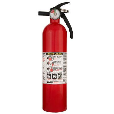 Kidde Recreational Fire Extinguisher Disposable Emergency Home 1-A:10-B:C 6 Pack